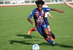 Tracy Nkodia et les féminines tenteront de se qualifier pour le dernier tour régional de la Coupe de France dimanche