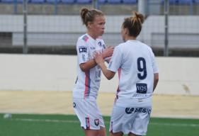Mélissa Renard, Émilie Giffaut et les Caennaises devront attendre un peu avant de jouer leur premier match officiel en 2020
