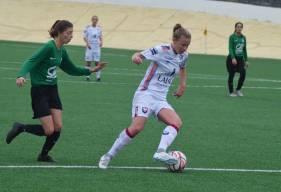 Émilie Giffaut et les Caennaises tenteront de rejoindre les 8es de la Coupe de Normandie face à l'OC Briouze
