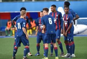 Les U19 Nationaux ont réussi une grosse performance hier après-midi en s'imposant sur la pelouse de leader amiénois (0-6)