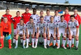 Les féminines du Stade Malherbe Caen ont validé leur billet pour le premier tour national de la Coupe de France