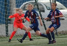 L'arrière garde des féminines du Stade Malherbe devrait avoir un peu plus de boulot dans cette deuxième phase de championnat