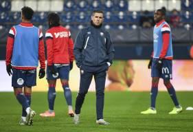 Stéphane Bernard est arrivé au Stade Malherbe Caen avec Pascal Dupraz au mois de Novembre 2019