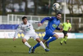 Jad Mouaddib et l'US Granville affronteront l'Olympique de Marseille vendredi soir à d'Ornano
