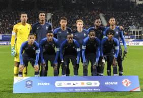 Le stade Michel d'Ornano va recevoir l'Équipe de France Espoirs pour la deuxième fois en l'espace de quelques mois