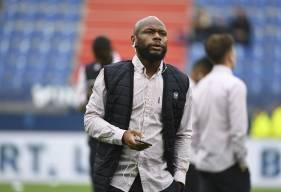 Avec trois buts inscrits depuis le début de la saison, Baisama Sankoh est le meilleur buteur du Stade Malherbe