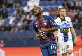 Auteur de deux buts depuis le début de saison, Baisama Sankoh fait partie de la sélection de joueurs pour le trophée du joueurs du mois Künkel