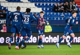 Jessy Deminguet s'est montré décisif en permettant au Stade Malherbe d'égaliser à 2-2 hier face aux Chamois Niortais