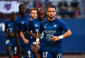 Après Jessy Pi suspendu demain, c'est Anthony Gonçalves qui devra purger un match de suspension à l'occasion de la 11e journée