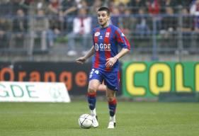 """Arrivé en 2005 au Stade Malherbe Caen, Grégory Leca aura passé 8 saisons chez les """"rouge et bleu"""""""