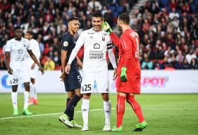 Julien Féret et Rémy Vercoutre avaient participé au match du maintien sur la pelouse du Parc des Princes