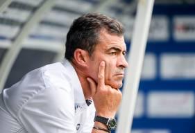 Rui Almeida satisfait de l'activité offensive de ses joueurs hier soir sur la pelouse des Chamois Niortais malgré le manque de réussite