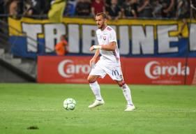 Jonathan Gradit a su faire preuve de sérénité vendredi soir face au FC Sochaux en ouverture du championnat