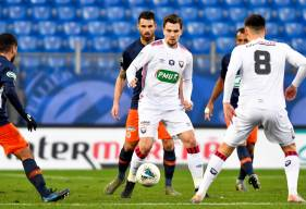 Benjamin Jeannot et le Stade Malherbe ont eu l'occasion d'ouvrir le score à plusieurs reprises en début de match