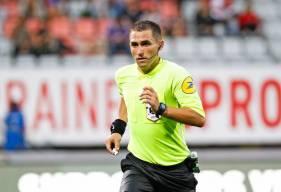 Alors qu'il a déjà dirigé une rencontre du Stade Malherbe, Bastien Dechepy sera pour la première fois au sifflet lors d'un match du Mans FC