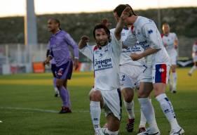 Cédric Hengbart avait offert un succès précieux au Stade Malherbe Caen sur la pelouse d'Istres lors de la 37e journée