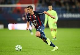 Jessy Pi a inscrit cinq buts toutes compétitions confondues avec le Stade Malherbe Caen cette saison