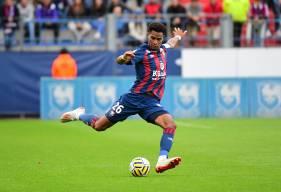 Younn Zahary pourrait connaître sa première sélection avec l'équipe nationale comorienne lors de l'amical face à la Guinée