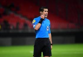 Alexandre Perreau Niel a arbitré deux rencontres de Domino's Ligue 2 depuis le début de la saison