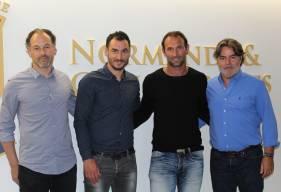 Après Nicolas Seube et Jean-François Peron, le Stade Malherbe compte un ancien joueur professionnel caennais parmi ses éducateurs au centre de formation