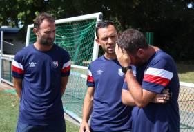 Début de championnat cet après-midi pour les U17 Nationaux de Matthieu Ballon et Cédric Hengbart