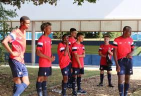 Les U17 Nationaux du Stade Malherbe Caen recevront le FC Mantois en ouverture du championnat dimanche