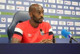 Titulaire le week-end dernier au poste de piston droit, Jonathan Rivierez a évoqué la première à domicile lundi face au FC Lorient