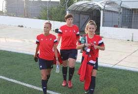 Manon Delafosse, Louise Tison et Léa Quinio tenteront de se qualifier pour le deuxième tour de Coupe de France dans dix jours