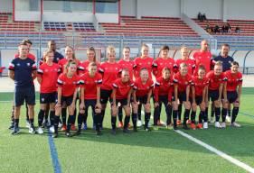 Les féminines du Stade Malherbe Caen ont débuté leur saison par un entraînement hier en fin de journée