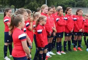 Les joueuses nées entre 2009 et 2012 ont encore la possibilité de rejoindre l'école de football du Stade Malherbe Caen