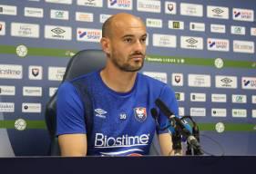 """Le portier du Stade Malherbe Caen disputera son troisième match au stade Michel d'Ornano avec les """"rouge et bleu"""" demain"""