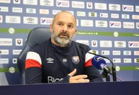 Pascal Dupraz et les Caennais s'apprêtent à disputer trois rencontres en l'espace d'une semaine