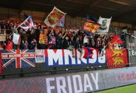 Le Malherbe Normandy Kop sera présent samedi à Chartres à l'occasion du 8e tour de la Coupe de France