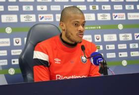 Jordan Tell a fait son retour le week-end dernier face au Havre après plusieurs mois sans compétition