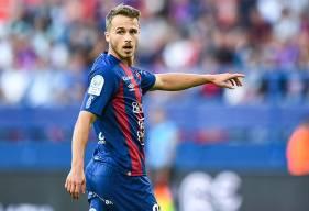 Jan Repas a participé à sept rencontres depuis le début de cette saison 2019/2020 de Domino's Ligue 2