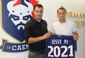 Arrivé ce samedi en provenance du Toulouse FC, Jessy Pi sera dès lundi à l'entraînement avec le reste du groupe