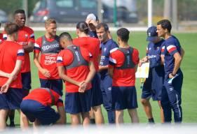 Une semaine après le stage du côté de Deauville, les joueurs de Rui Almeida vont retrouver les terrains de Venoix