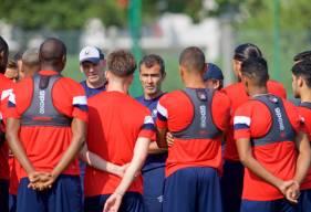 Les joueurs de Rui Almeida ont encore un mois de préparation avant de débuter la saison de Domino's Ligue 2 le 26 juillet