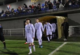 Tony Villeray et le Stade Malherbe Caen occupent actuellement la tête du championnat de National 3