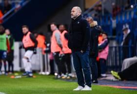 Pascal Dupraz a mis en avant l'état d'esprit des joueurs du Stade Malherbe Caen en deuxième période