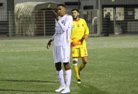 Avec ce succès, les U17 Nationaux du Stade Malherbe Caen passent devant leur adversaire du jour au classement