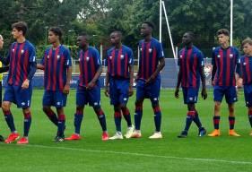 Les U19 Nationaux du Stade Malherbe Caen restent invaincus depuis trois rencontres dans leur championnat