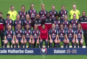 Les Caennaises accueilleront ce dimanche le Mans FC pour les 64èmes de finale de Coupe de France Féminine