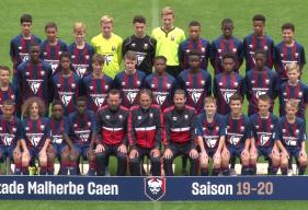 Victoire 5-3 des U15 du SMCaen face à Avranches et victoire 7-1 des U16 du SMCaen face à Frileuse