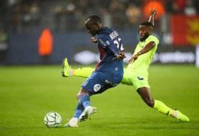 Adama Mbengue était titulaire lors des cinq dernières rencontres de Domino's Ligue 2