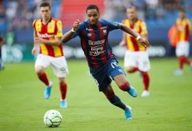 Le jeune attaquant caennais, professionnel depuis un an est prêté jusqu'à la fin de la saison à Boulogne / Mer