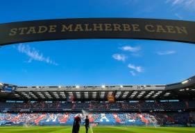 Le Stade Malherbe Caen a occupé la tête de la Ligue 1 Conforama à une reprise au cours de son histoire