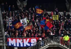Près de 1 000 supporters du Stade Malherbe Caen sont attendus au Stade Océane ce vendredi soir