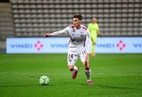 Hugo Vandermersch et le Stade Malherbe s'arrêtent à dix matchs de suite sans défaite après le revers à Rodez