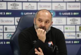 Pascal Dupraz et Jonathan Rivierez ont répondu aux questions de la presse locale avant le déplacement à Ajaccio demain soir